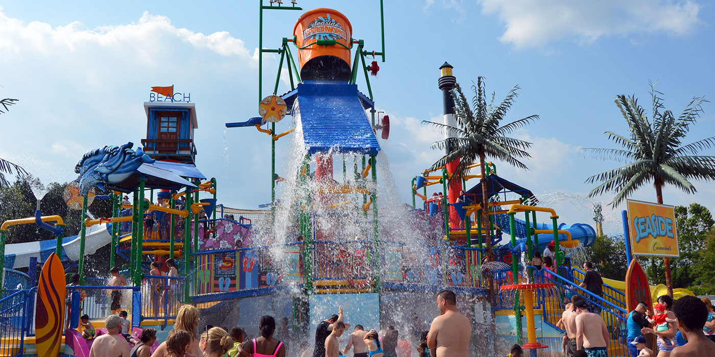 Seaside Splashworks