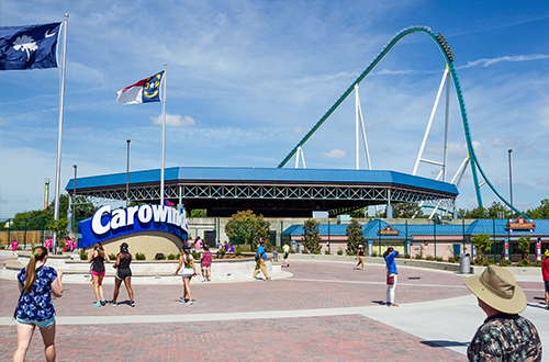 Carowinds Park and Dining Help Information