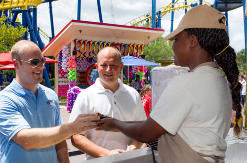 Carowinds Jobs - Group Fundraising