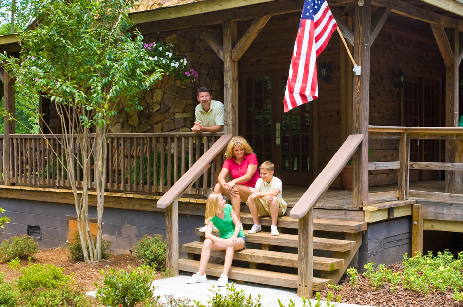 Carowinds Camp Wilderness Lodge