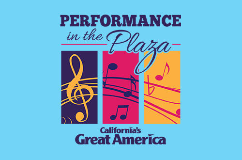 Great America Performance in the Plaza