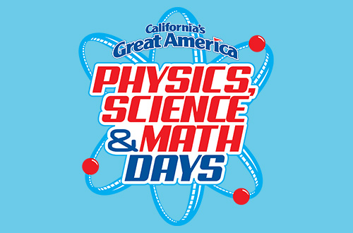 Great America Physics, Science and Math Days