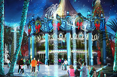 WinterFest Rides & Attractions