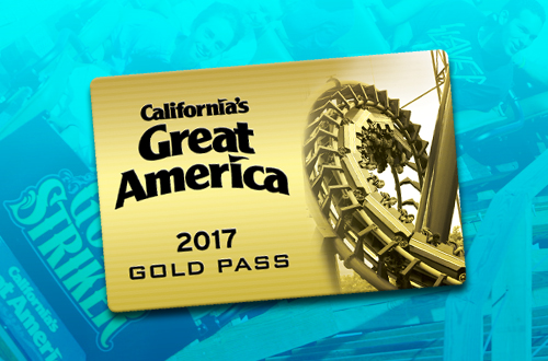 Great America Season Pass