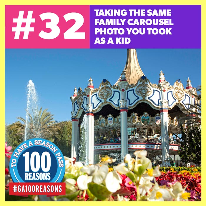 100 Reasons To Have A Season Pass Ca Great America
