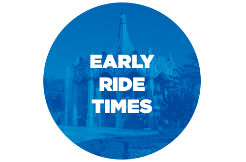 Early Ride Times