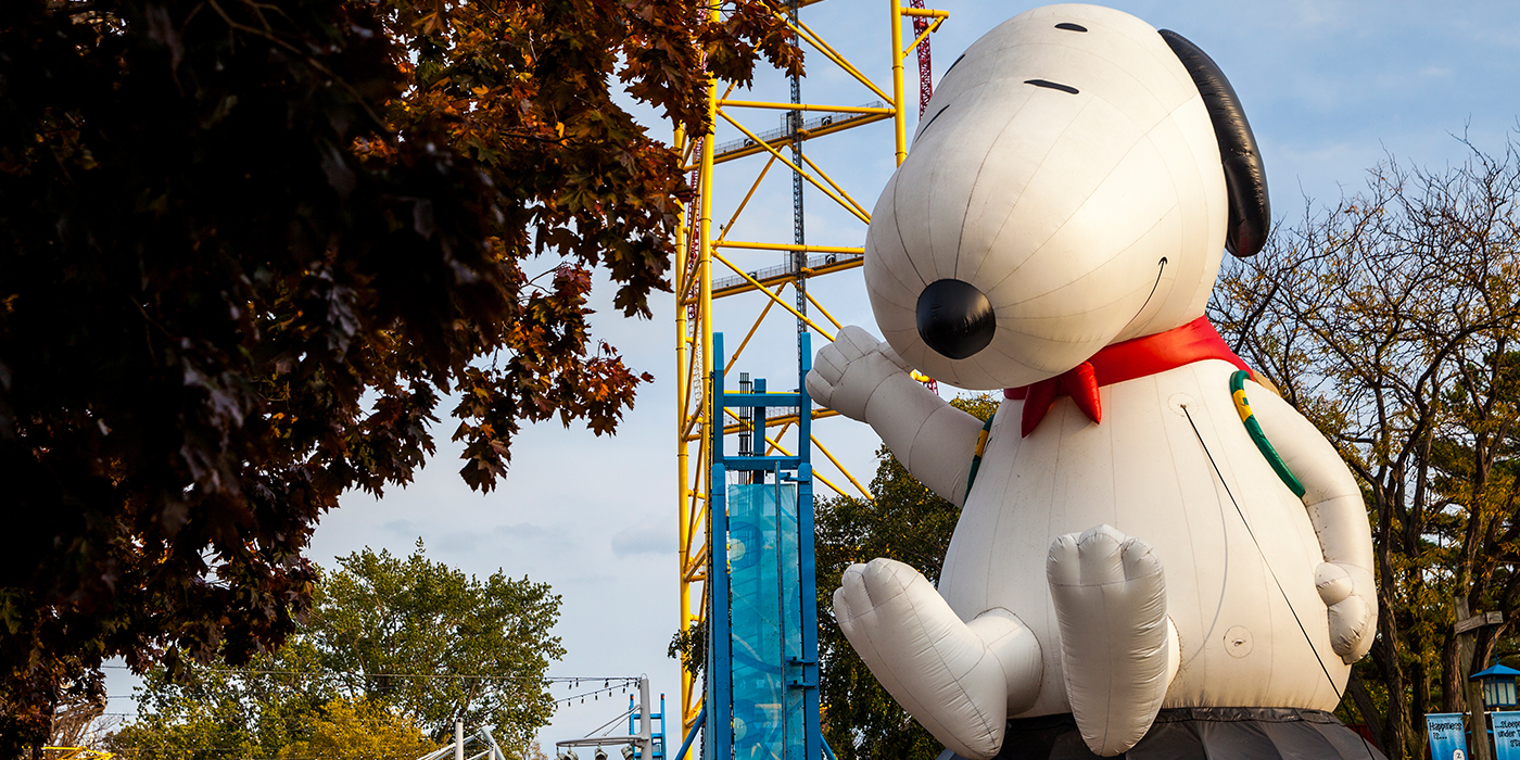 Snoopy Bounce