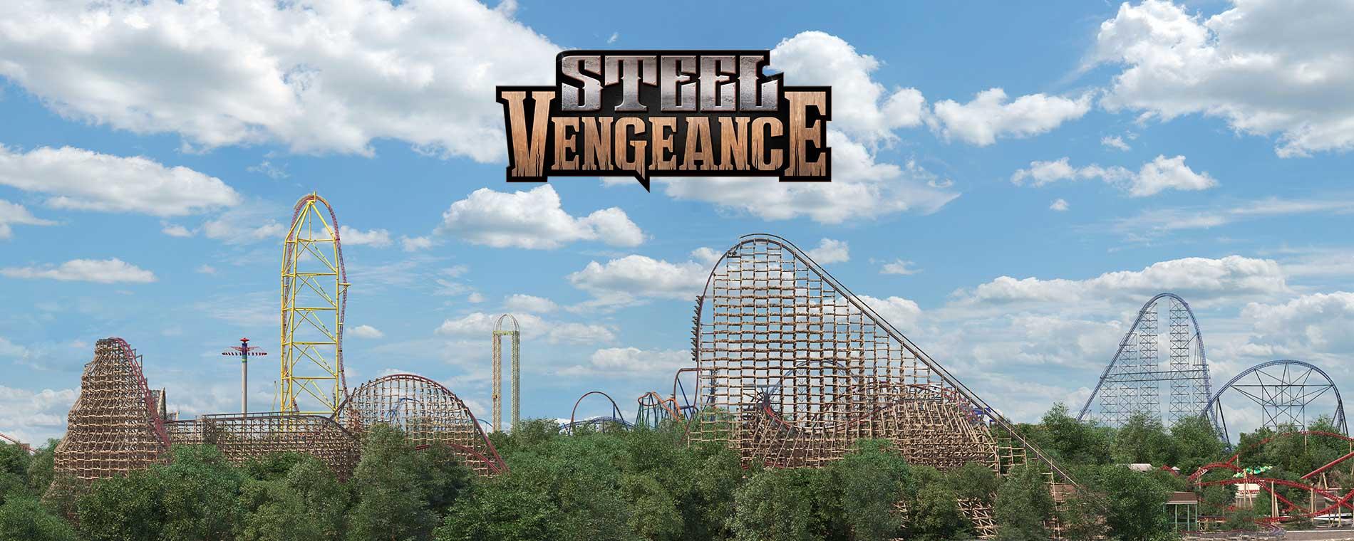 Steel Vengeance | Hyper-Hybrid Record-Breaking Coaster | Cedar Point