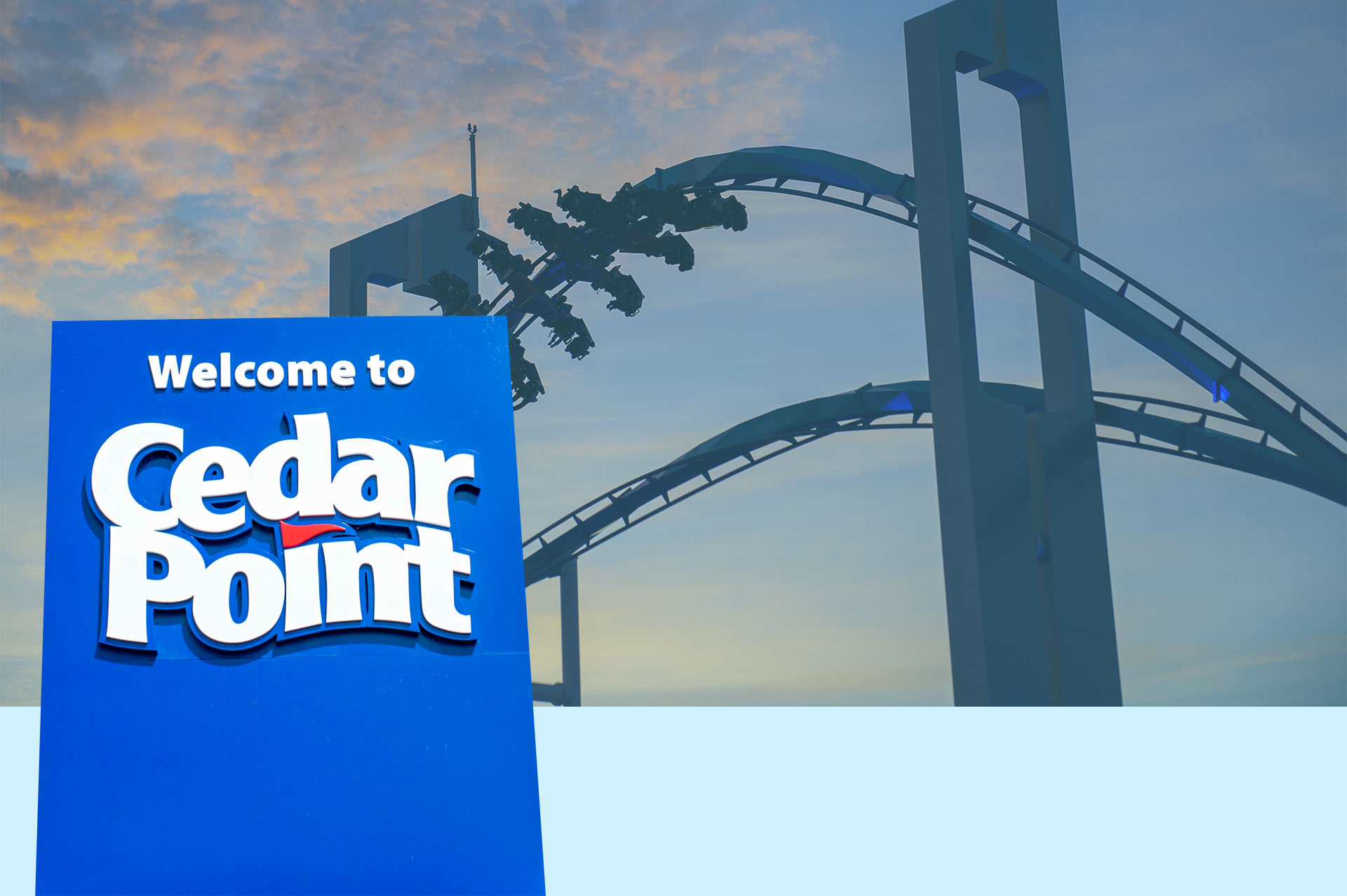 Welcome to Cedar Point