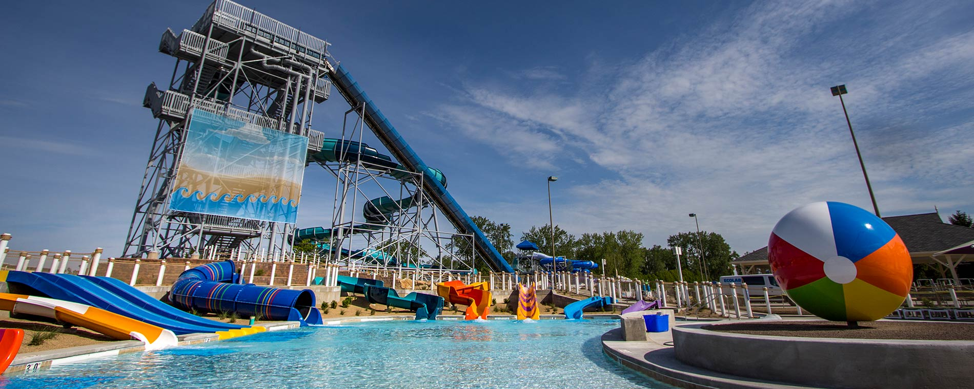 Cedar Point Shores Opens May 27