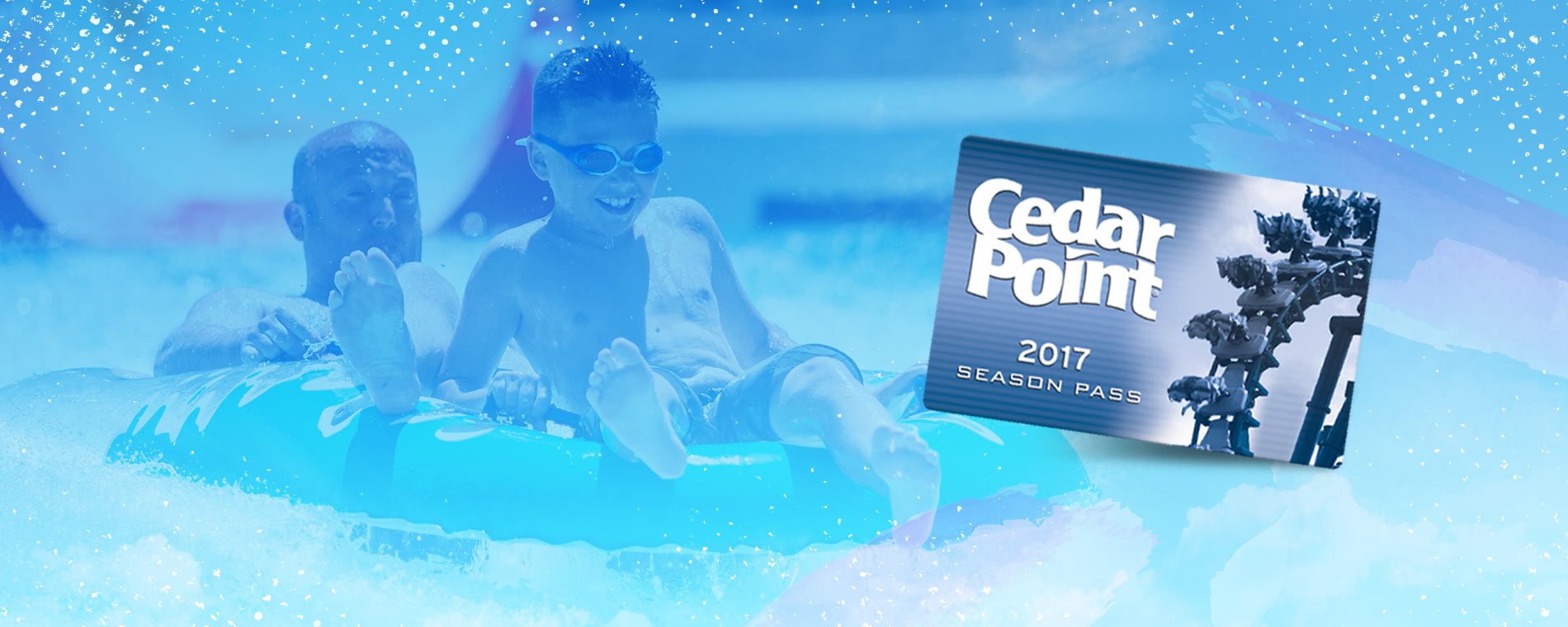Free Cedar Point Shores when You Buy a Regular Season Pass
