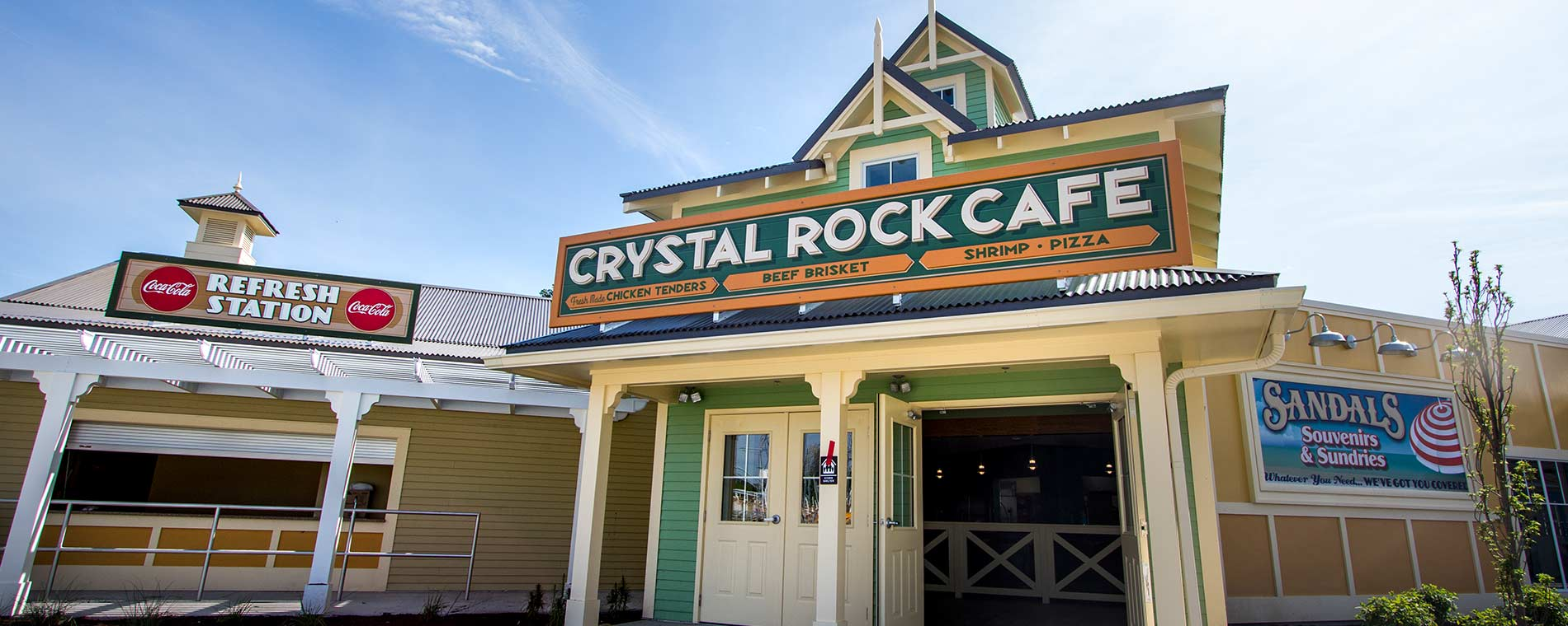 Crystal Rock Café