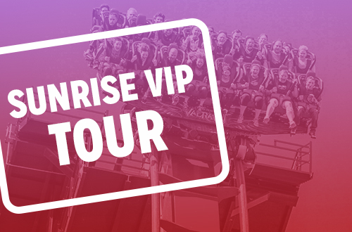 Sunrise VIP Tour