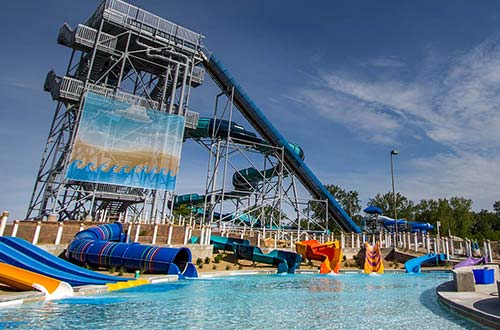 Come Ashore This Summer and Soak Up the Sun at the New Cedar Point Shores Waterpark