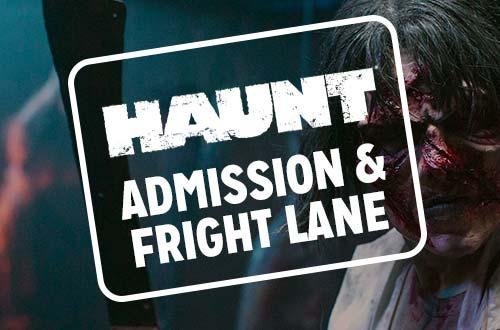 Haunt At Halloweekends Halloween Events Amp Attractions