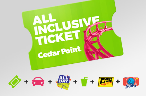 All Inclusive Ticket