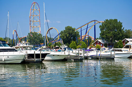 Marinas at Cedar Point