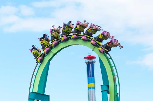 Cedar Point Mid-Week Saver Deals