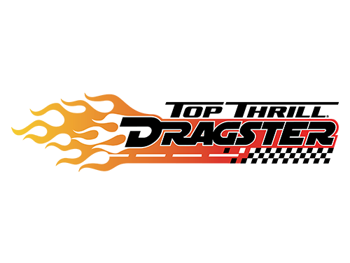 Top Thrill Dragster Car