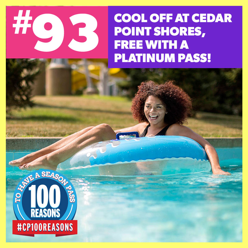 Cool Off at Cedar Point Shores
