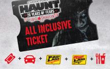 Halloweekends Tickets Cedar Point