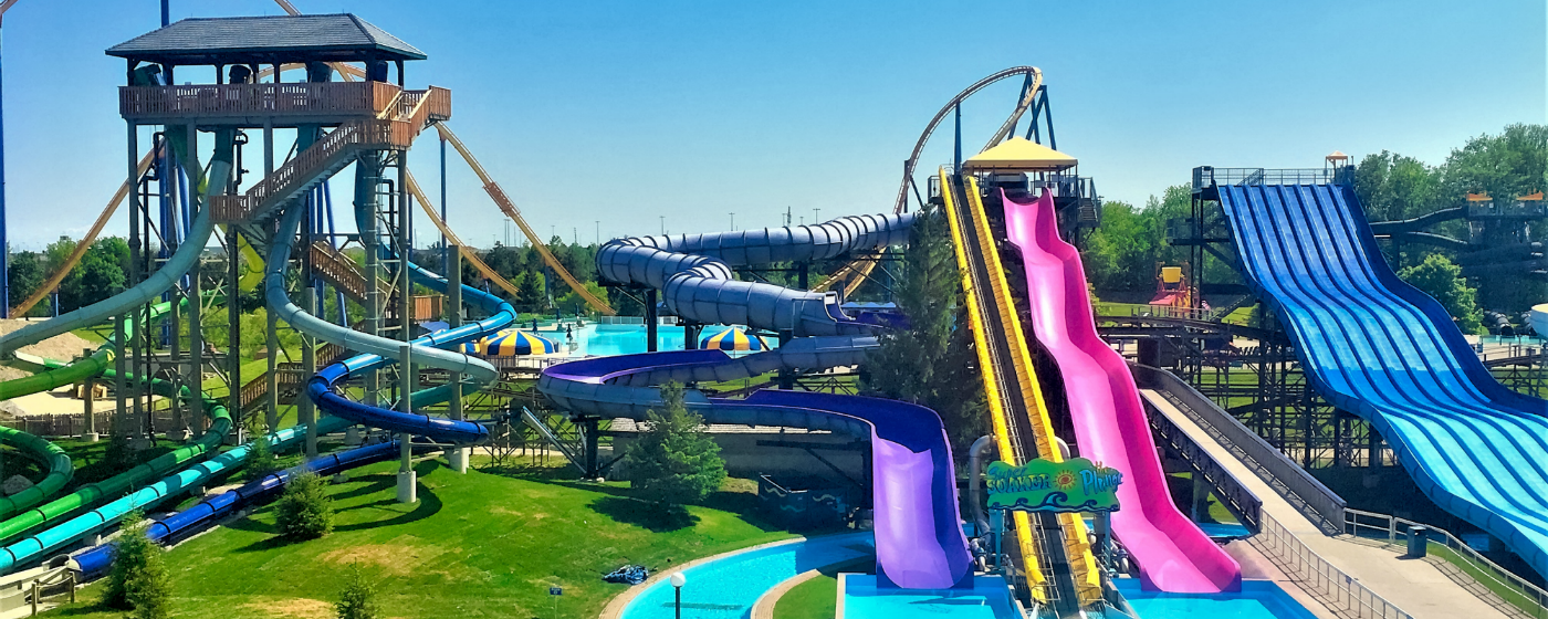 A Visiting Guide to Any Water Park