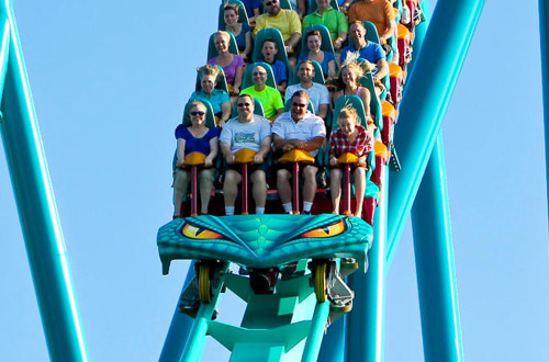 Canada's Wonderland Big Thrills