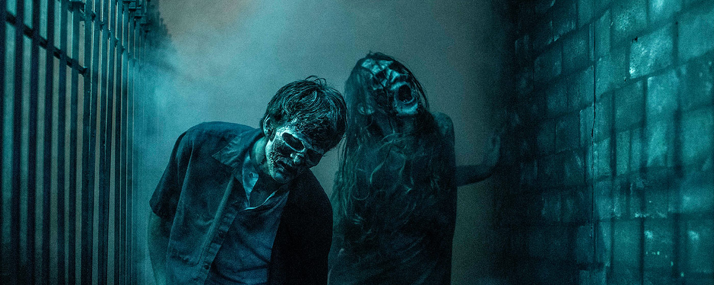 Image result for canada wonderland haunted house 2017