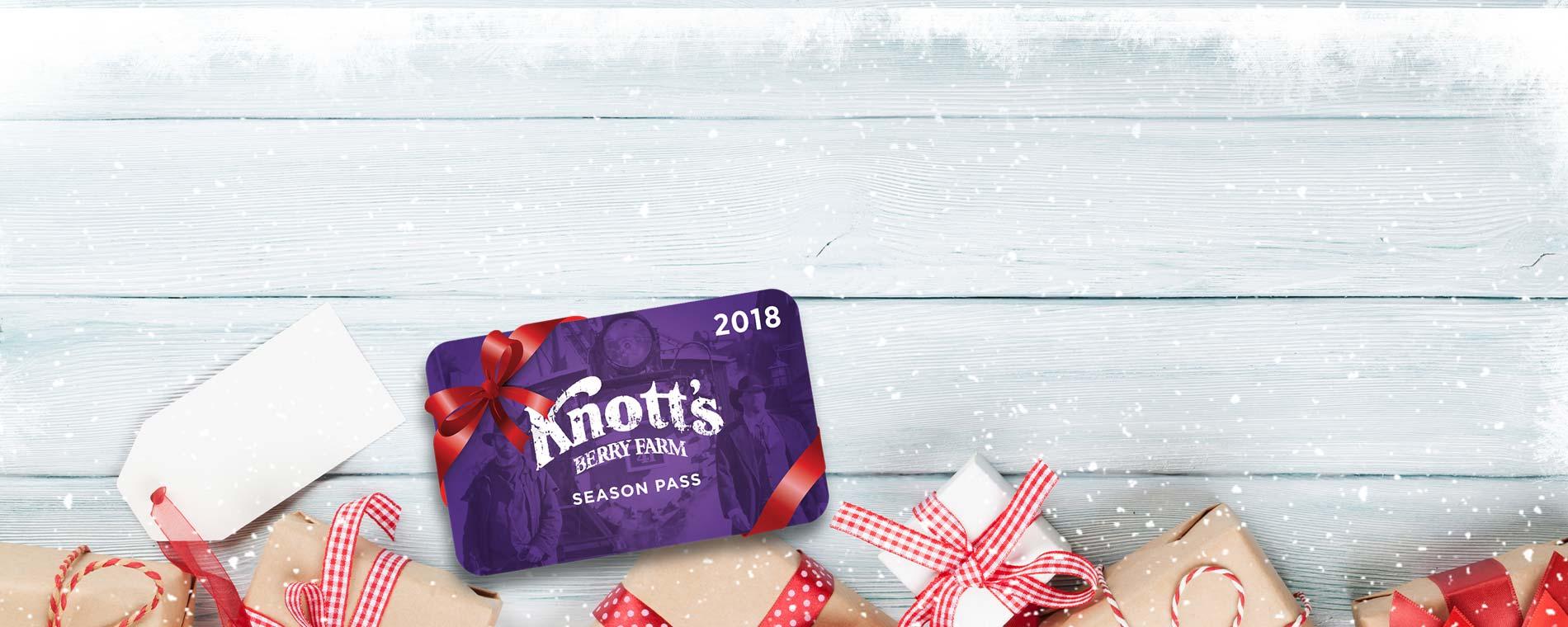 Knotts berry farm season pass coupon 2018