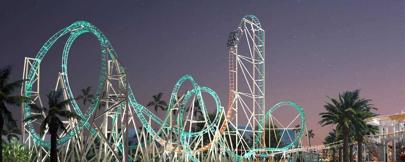 HangTime Coaster - Knott's Berry Farm