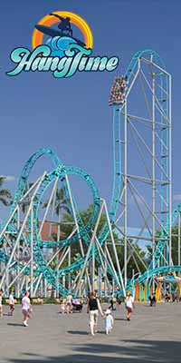 hangtime the only dive coaster on the west coast to debut at knotts berry farm in 2018 - Knotts Berry Farm Halloween Tickets