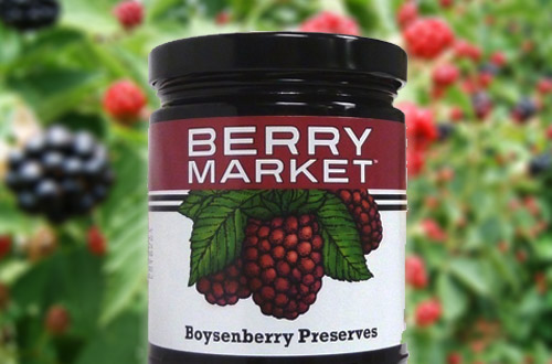 Knott's Berry Farm California Marketplace Berry Market