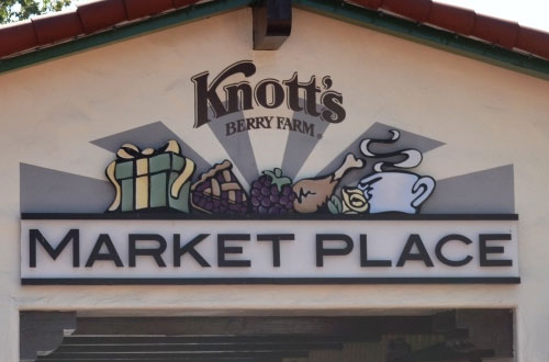 Knott's Berry Farm California Shop