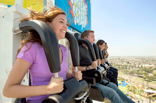 Knott's Berry Farm Park Buyout