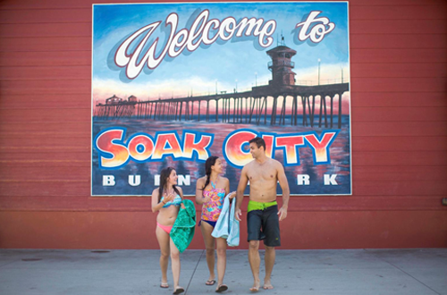 Knott's Soak City Summer Heat