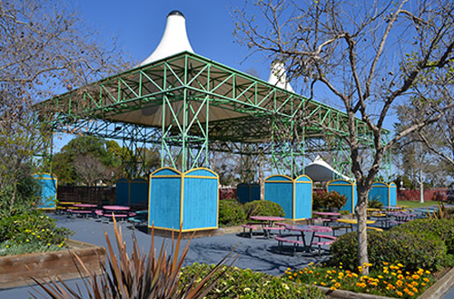 Knott's Berry Farm Group Event Venues La Plaza