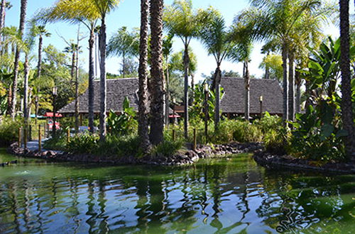 Knott's Berry Farm Group Venues Lagoon