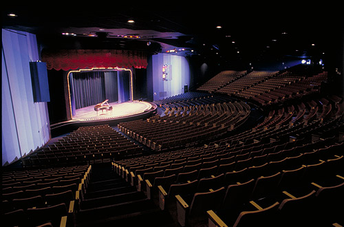 Knott's Berry Farm Group Event Venues Charles M. Schulz Theatre