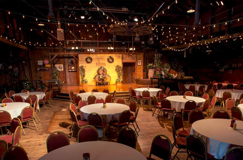 Knott's Berry Farm Group Event Venues Wilderness Dance Hall