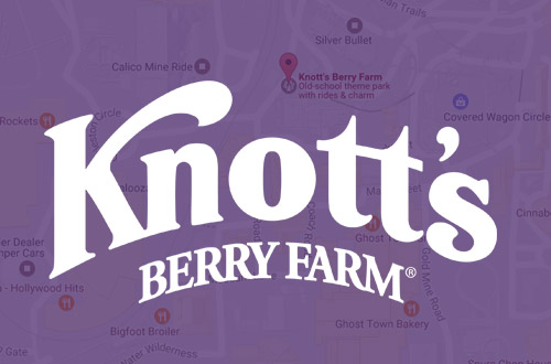 Knott's Berry Farm Directions