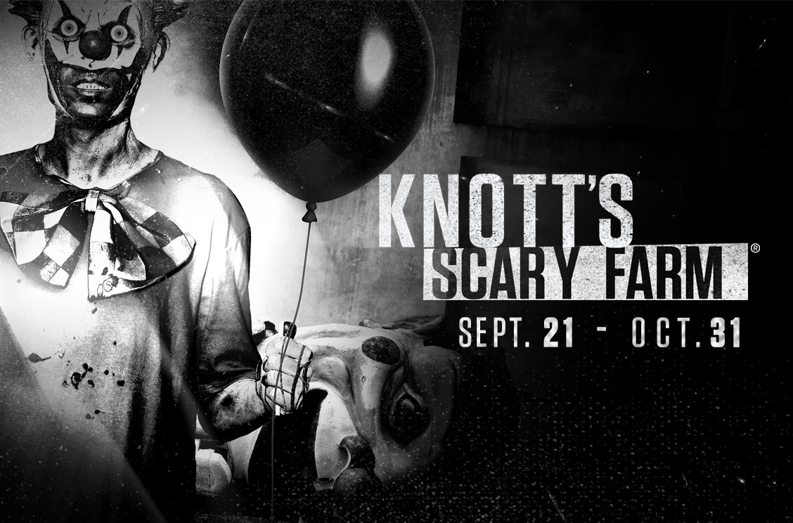 Knott's Scary Farm Halloween Haunted House