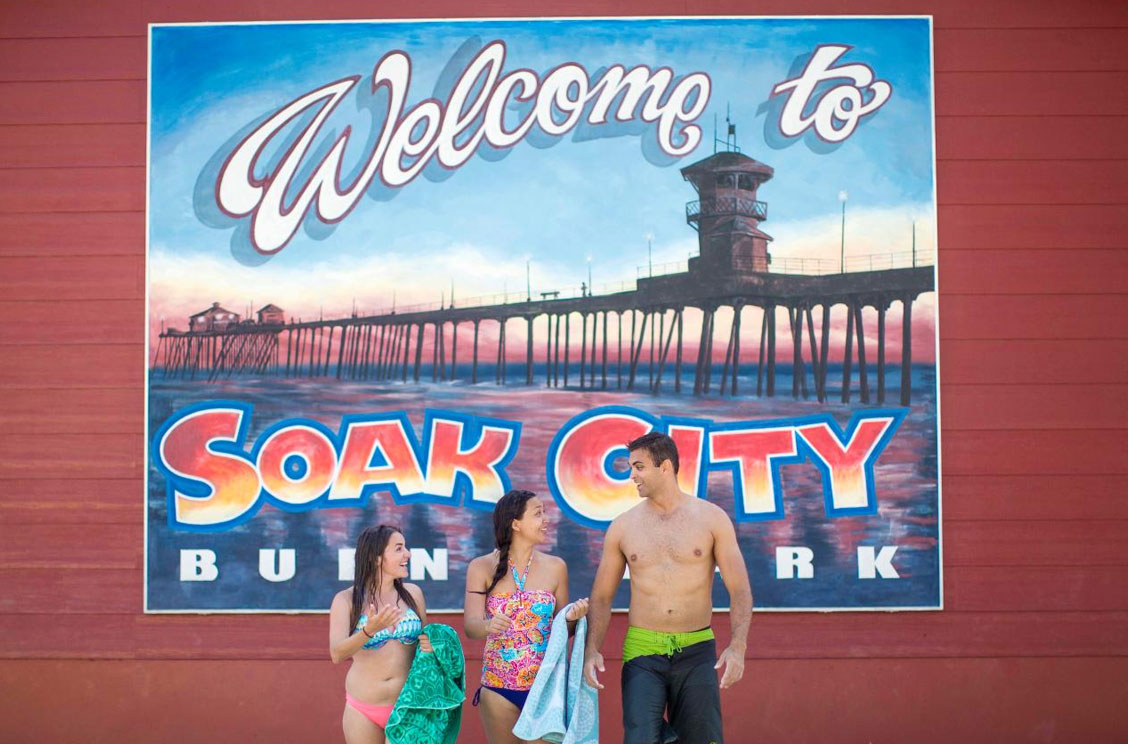 Knott's Berry Farm Soak City Waterpark