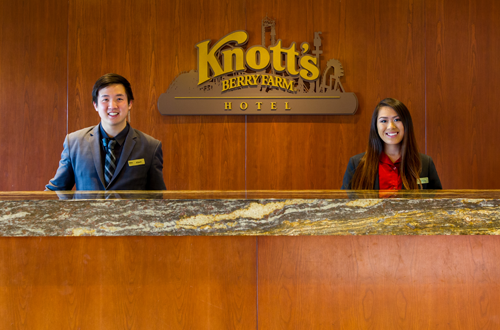 Knott's Berry Farm Hotel Job Openings