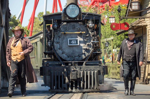 Knott's Berry Farm Seasons of Fun and Special Events