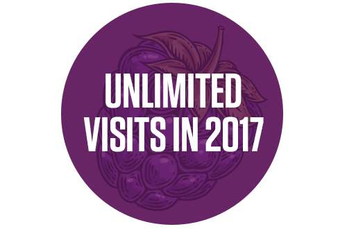 Unlimited Visits
