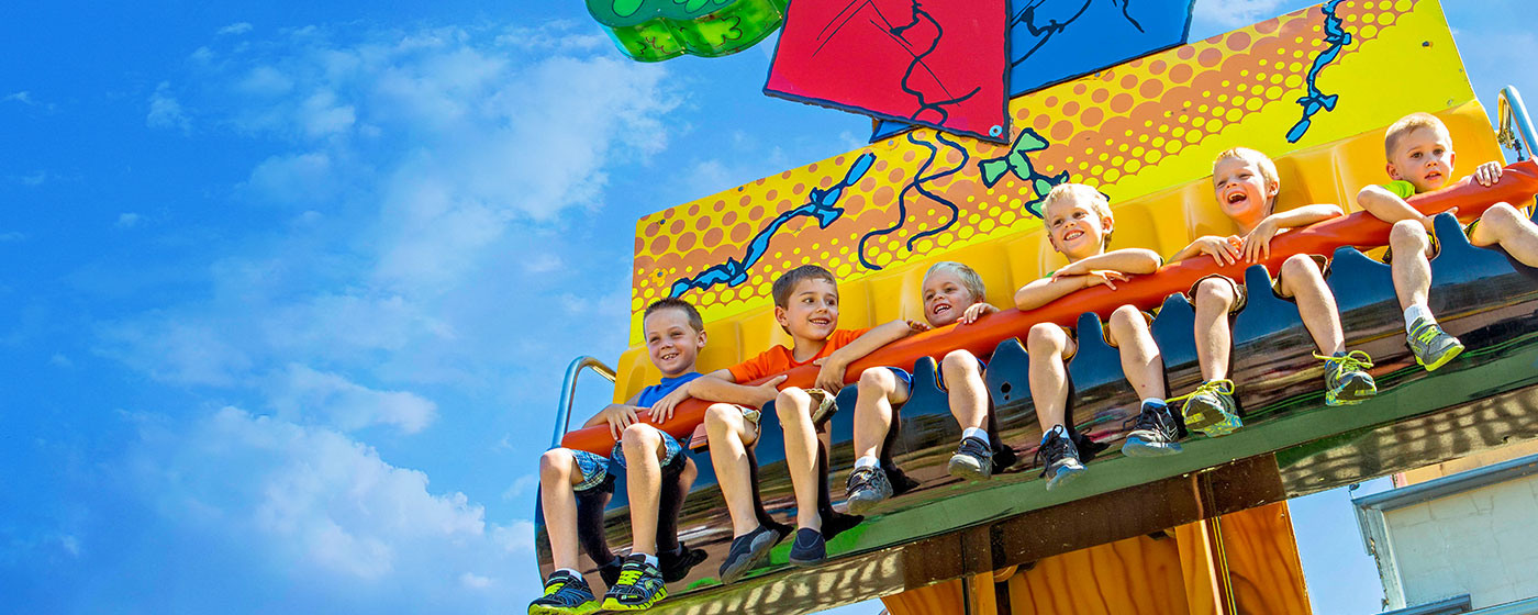 Kings Dominion is adding 3 new kids rides to Planet Snoopy!