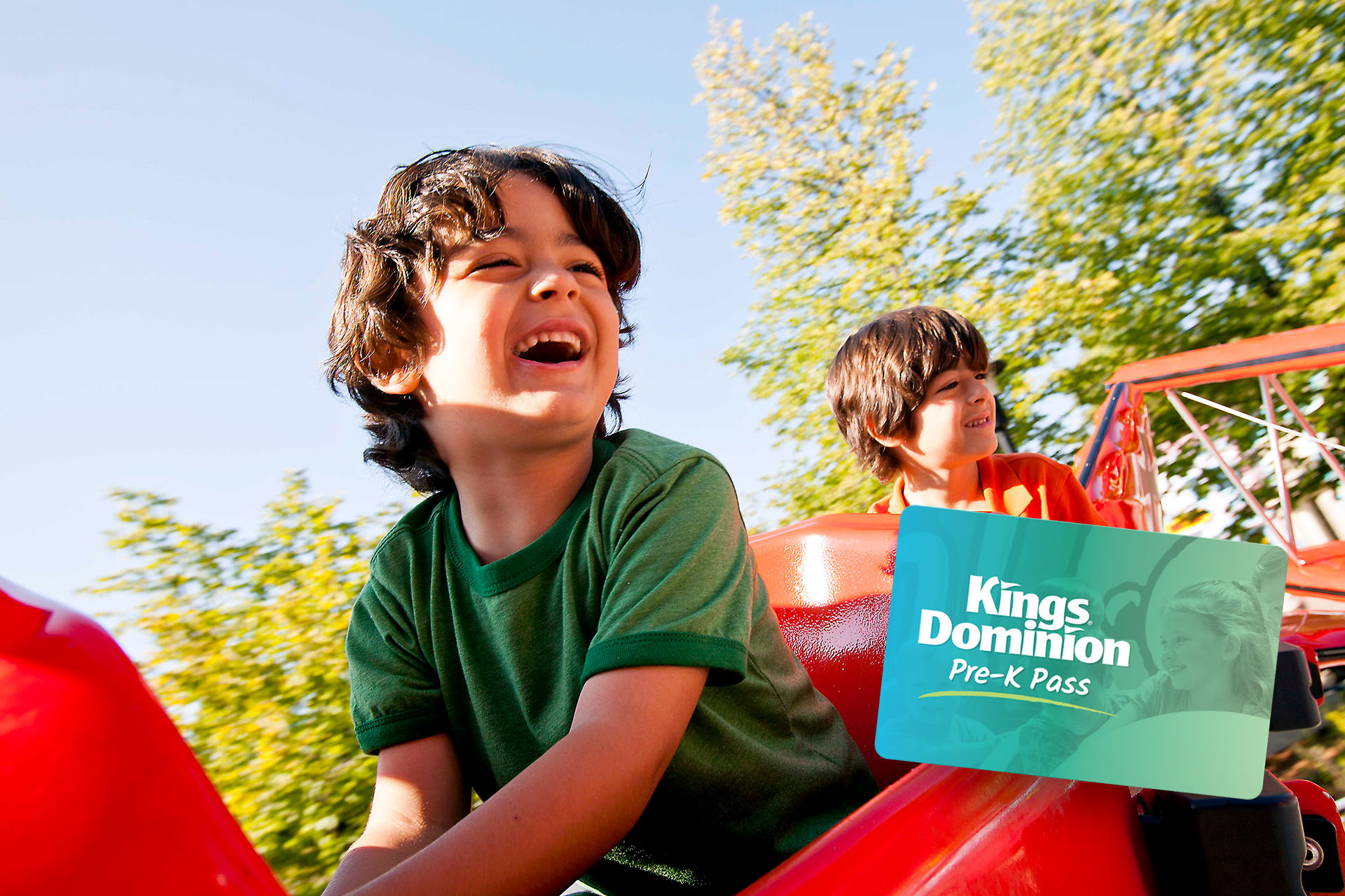 Kings dominion discount coupons - Getting Your Pre K Pass For Free Is As Easy As 1 2 3