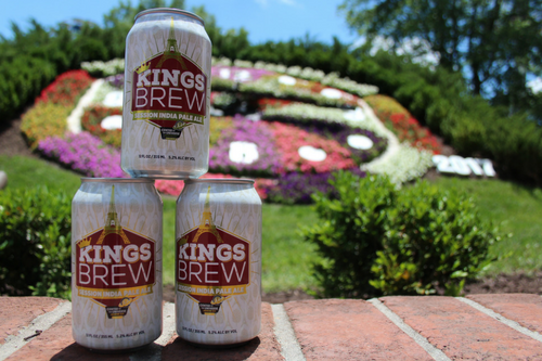 Introducing kings brew kings dominion for Ajuba indian cuisine ashland va