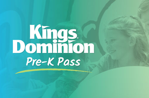 Join Kings Dominion & Get Free Pre-K Pass. Save money with Kings Dominion vouchers to save money extremely whenever you buy Tickets & Events. Save big bucks w/ this offer: Join Kings Dominion & get Free Pre-K Pass. Coupon codes are .