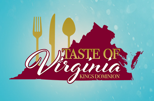 Enjoy new events at Kings Dominion like Taste of Virginia and Soak City Beach Parties!